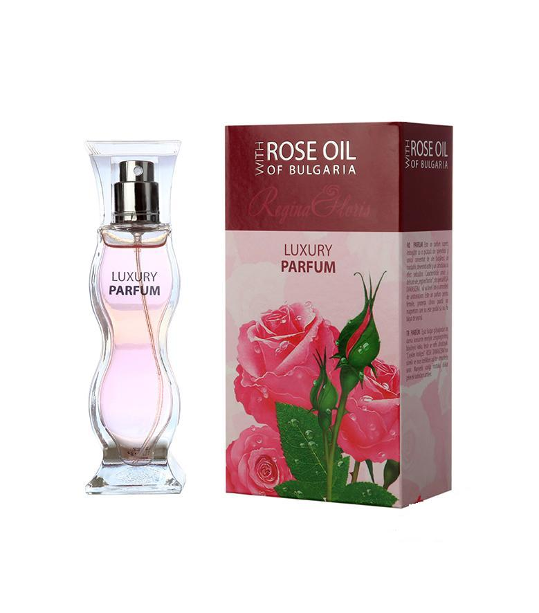 21ae1c4cc Regina Floris luxusný parfém s podmanivou vôňou ruže 50 ml | Ružová ...